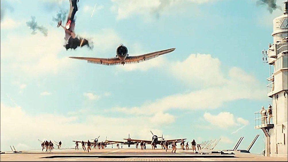 体验下开飞机炸航母