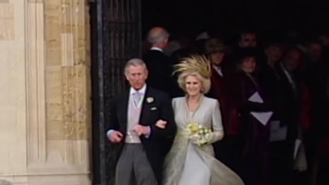 威尔士亲王和康沃尔公爵夫人结婚15年了