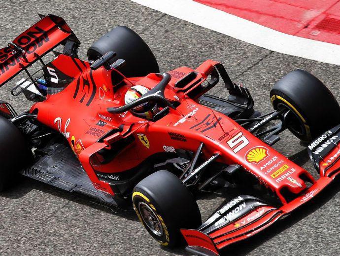"F1  维特尔:""现象级""的下压力无法抵消赛车超重"