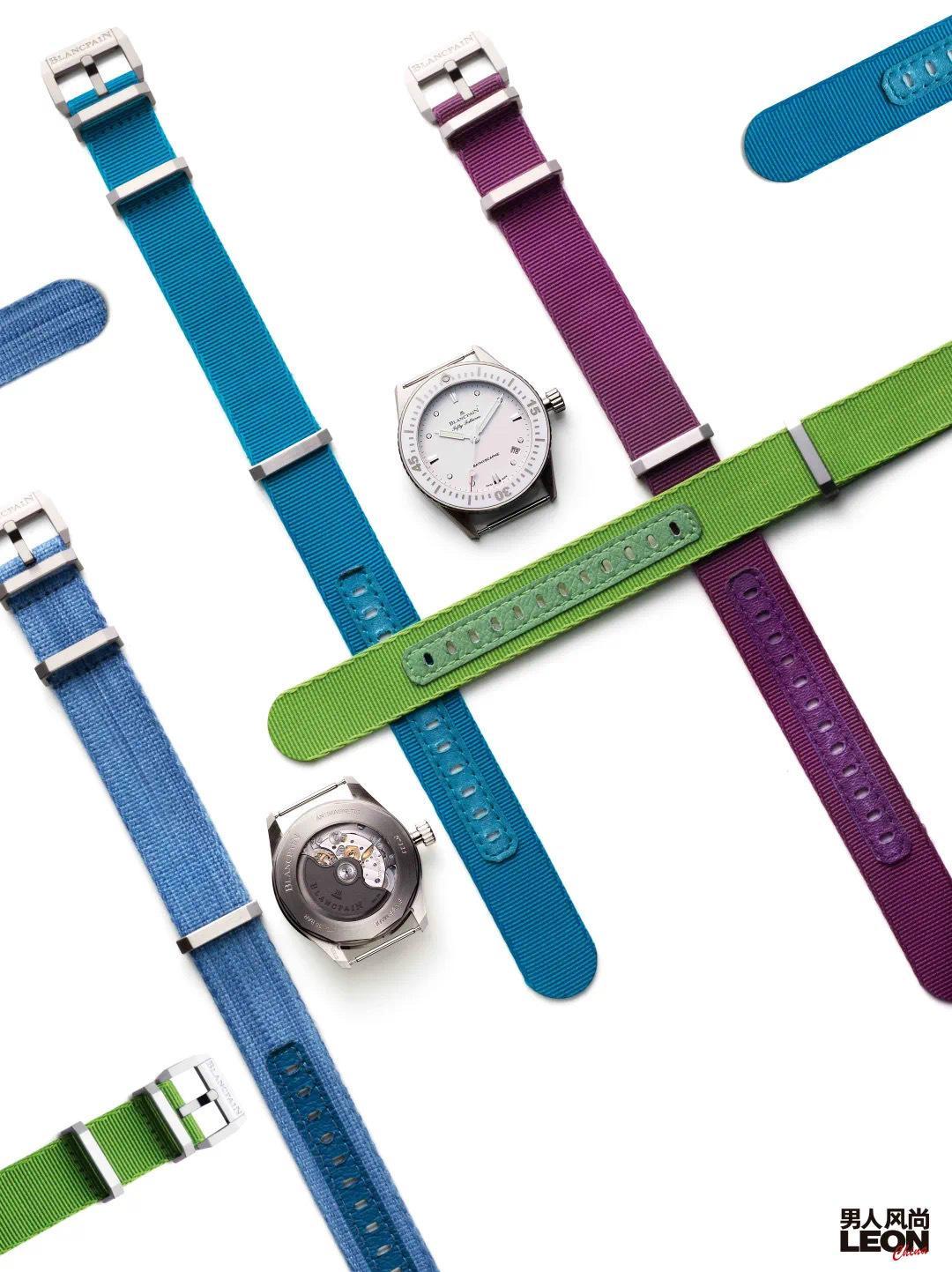 倘若把腕表表盘比作颜值,表壳比作身材,那么表带则好似服饰……