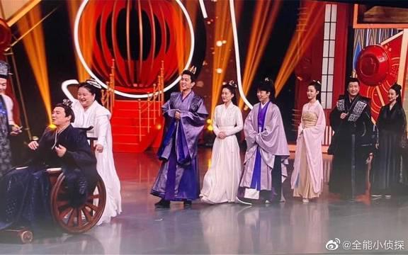 《庆余年》剧组录《王牌对王牌》……