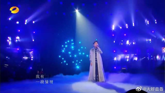 周深唯美献唱《秦淮景+相思》,演绎中国元素,歌声太动听了