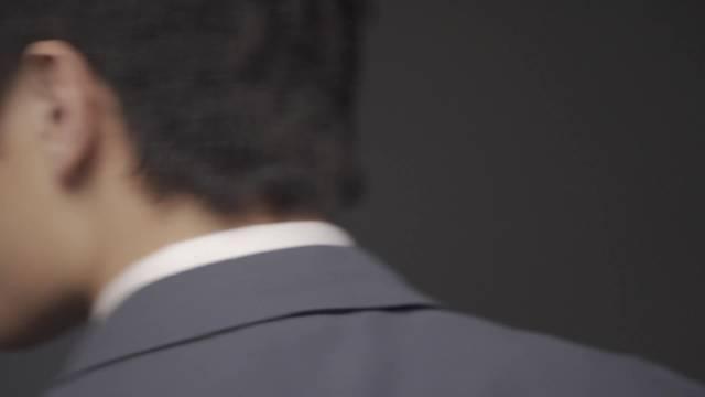 高清视频·@时装男士 封面拍摄花絮3