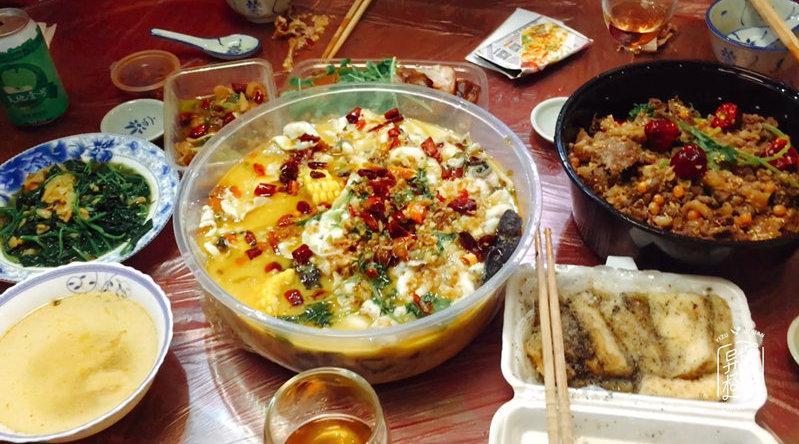 武汉解封后,我家的第一次家庭日,家乡的味道,吃的都是重口味