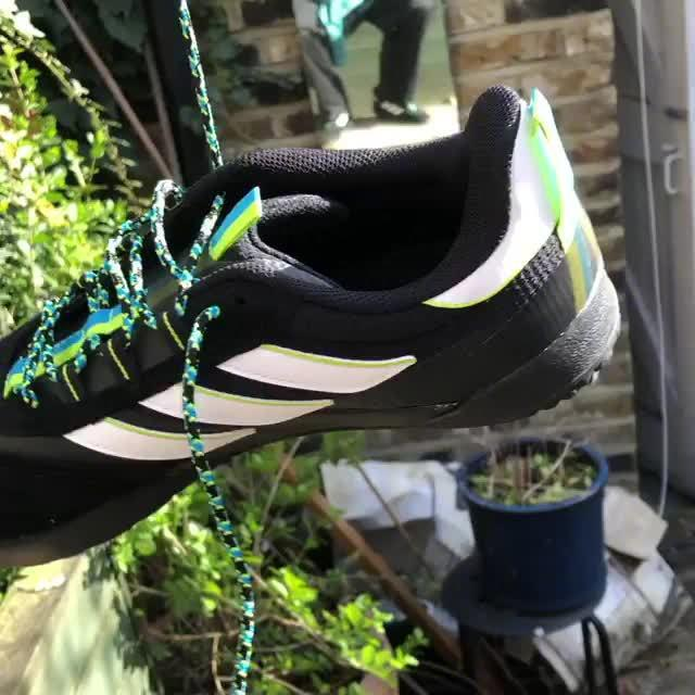 足球鞋变身滑板鞋~ Mike Arnold x adidas Copa Nationale 滑板鞋