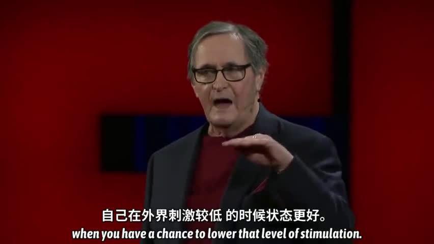 ted演讲 人的性格是如何区分的?