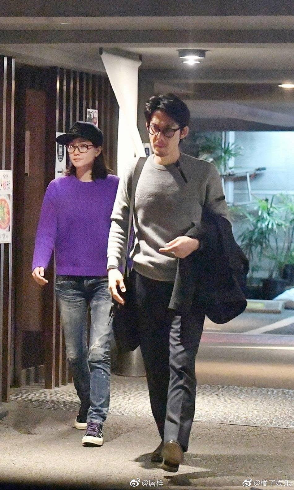 柏原崇和内田有纪被日媒拍到外出约会了