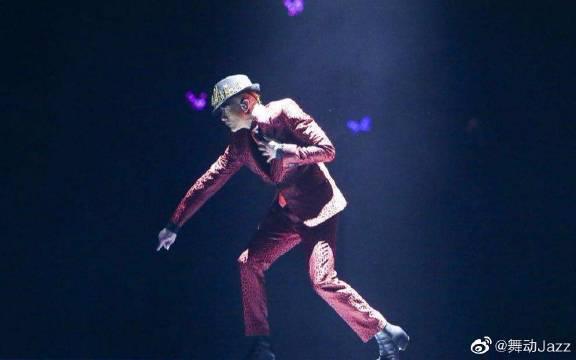 郭富城版《野狼disco》,现场舞蹈超燃!