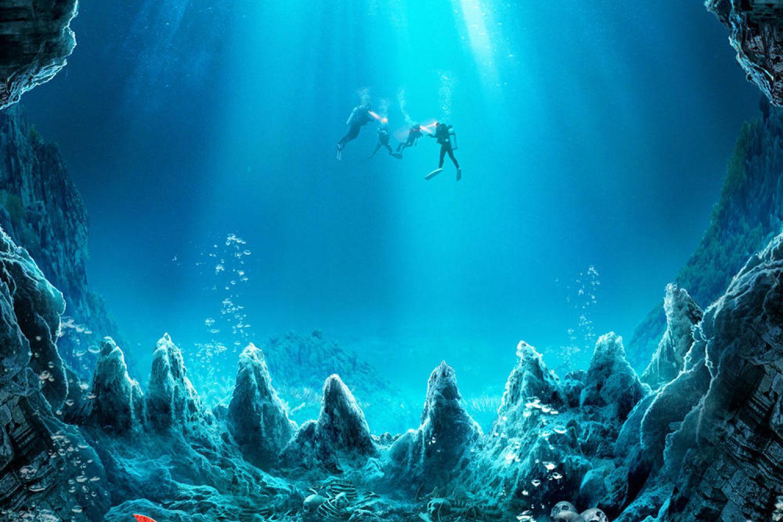 《鲨海逃生》:大鲨鱼嘴下的姐妹情