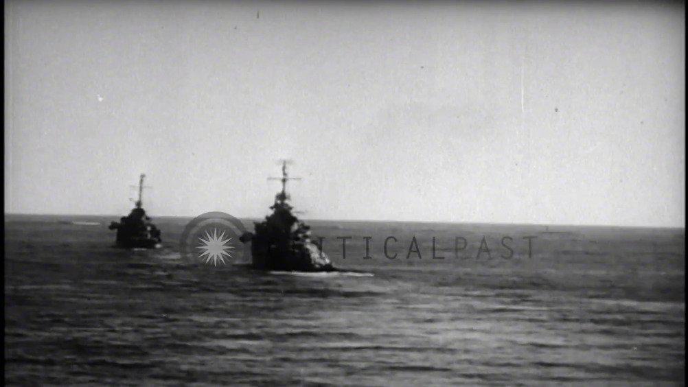 1945年4月,为对抗美国发动的冲绳战役……