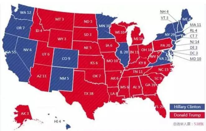 """10个州""""造反""""!美国爆发分裂危机?"""