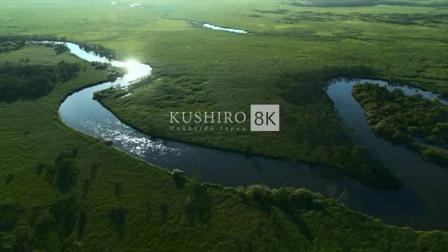 钏路位于日本北海道东部地区,这里有著名景点阿寒湖、钏路湿地……