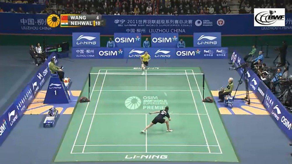 精彩比赛回顾——2011羽联超级赛总决赛:王仪涵vs内维尔