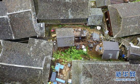 贵州从江:人居环境整治 扮靓美丽乡村