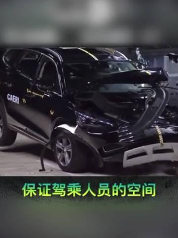 日.德.中汽车代表,安全对垒到底谁更耐撞?