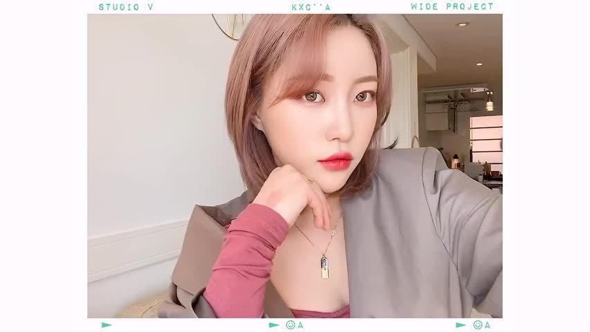 Soyoon 2020/04最近每天都在画的粉色妆容