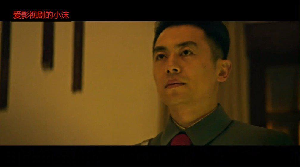电影《建军大业》 朱亚文穿军装的样子……