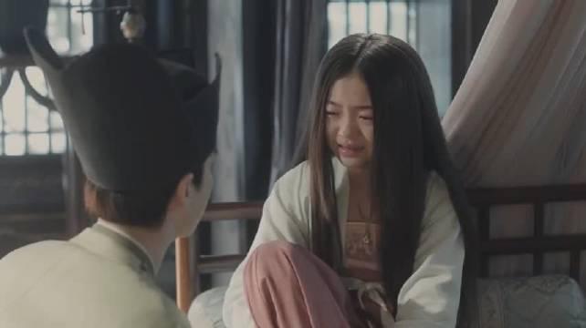 预告,怀吉跟薇柔这一抱太有感觉了,是真的青梅竹马……