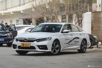 4月新车比价本田INSPIRE混动上海18.98万起
