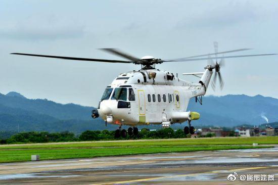 AC313型水上执法搜救直升机荣获江西省优秀新产品一等奖