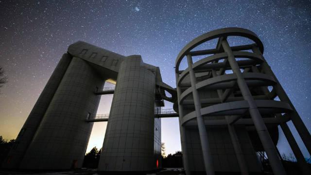 天镜之上 —— 国家天文台兴隆观测站星空延时