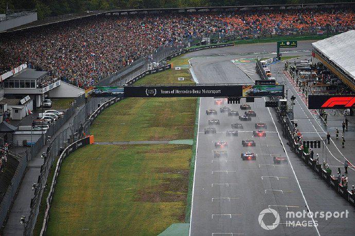 F1| 霍根海姆正与F1商讨承办大奖赛的可能性