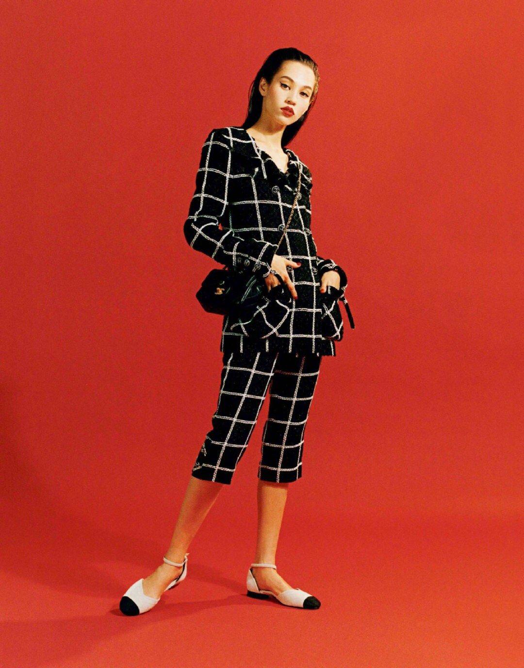水原希子Kiko Mizuhara《CR Fashion Book》2020春夏刊大片……