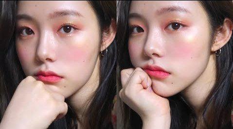 「柠檬樱花粉妆容🍋🌸」 春天颜色的特别搭配~ CR