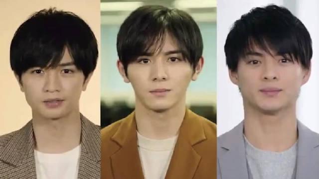 日本J家组合Hey! Say! JUMP 的山田涼介最近参加NHK节目……