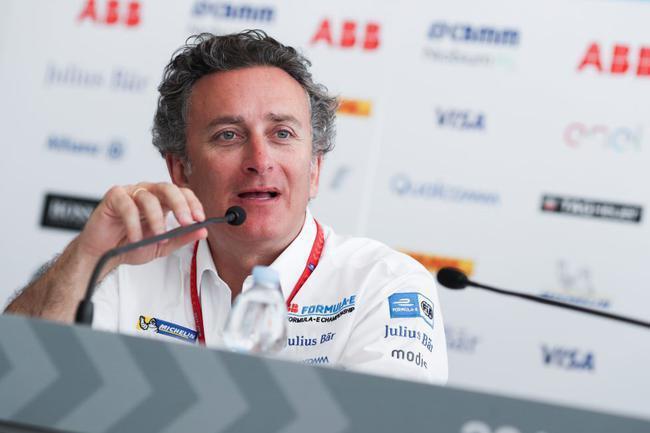 F1| FE创始人:F1赛季重启的可能性只有50%