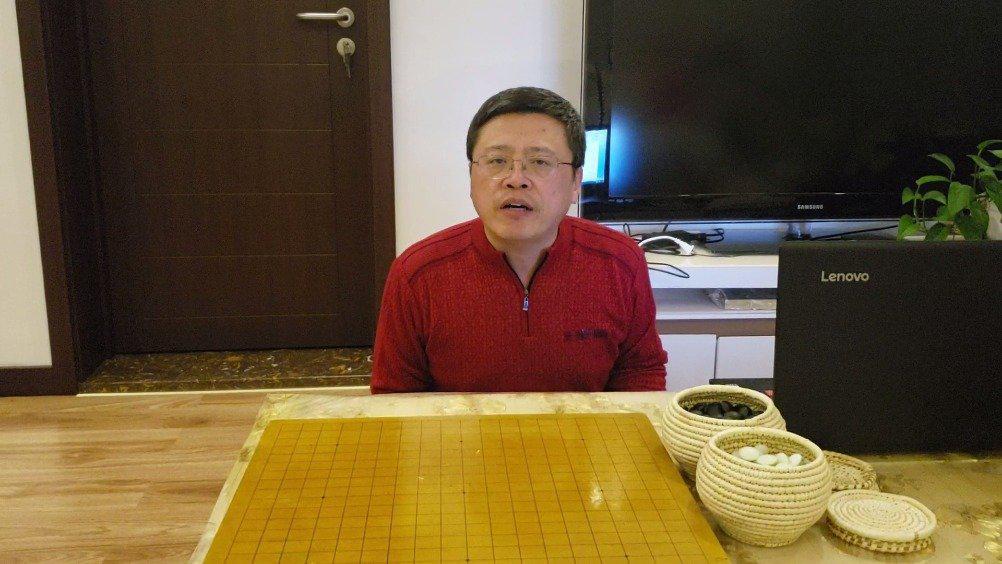回复@西瓜肚顶呱呱: //崔老师说围棋评书——王汝南(二) 刚摸围
