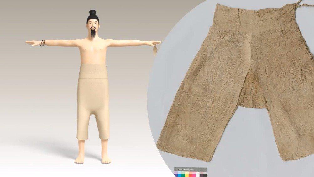 南宋赵伯澐墓出土服饰是如何一件一件穿好的?