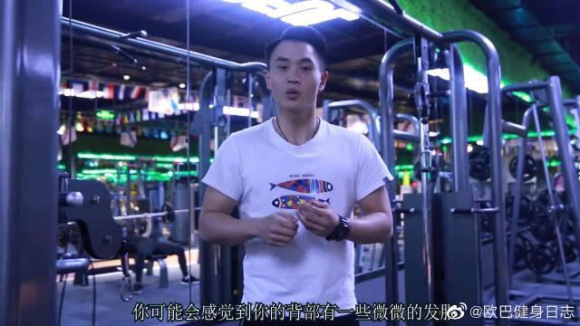 锻炼胸大肌的热身运动,坚持练习这2个动作,胸肌会有更大的泵感