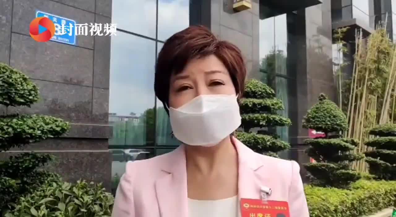 委员好声音 省政协委员寒露:用文艺助力卫生防疫