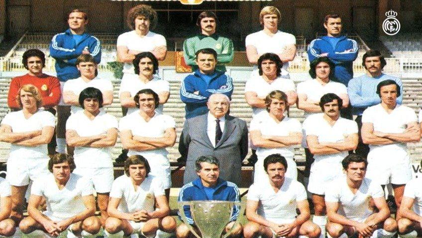 1976年的今天,皇马客场2-1击败格拉纳达……
