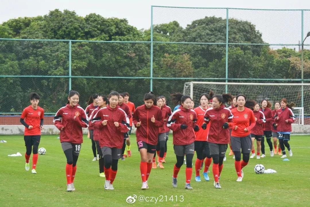 广东女足换帅教练团队组建完成
