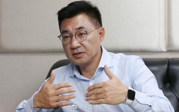 """江启臣中常会首谈""""罢韩"""":国民党中央与韩不会被民进党分化"""