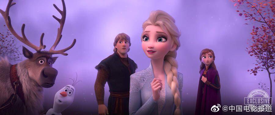 迪士尼打造《冰雪奇缘2》幕后制作剧集定档