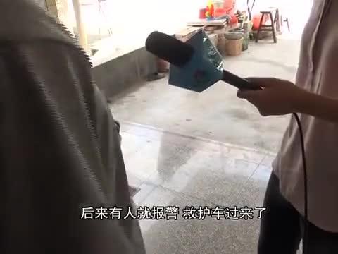 痛心!梅州一男孩韩江溺水身亡