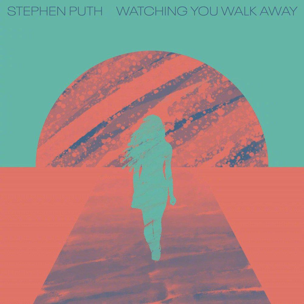 🎵Stephen Puth - Watching You Walk Away🎵 断眉Charlie Puth亲
