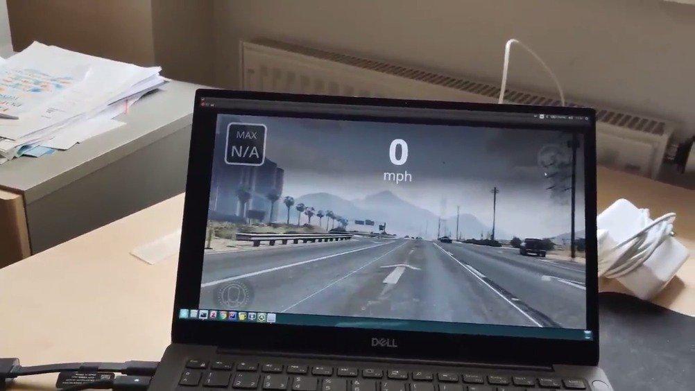 用openpilot在GTA里体验全自动无人驾驶(TensorFlow)……