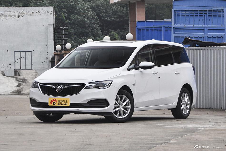2019款别克GL6 1.3T自动18T精英型5座国V