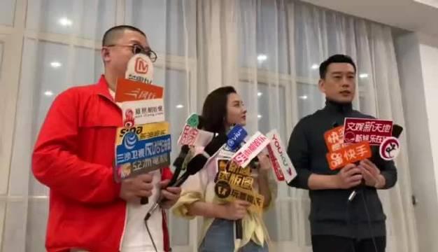 """王耀庆""""太牛了""""超洗脑😂今日在上海开放媒体探班……"""