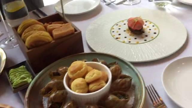 巴黎米其林餐馆LAROME芳芳 ,原来在南京就有分号