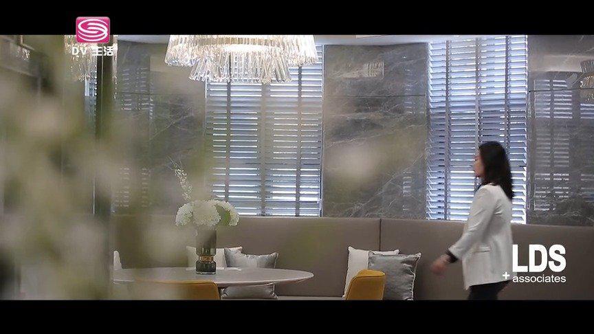 《艺术+》视频 林志辉:800㎡港式别墅THE