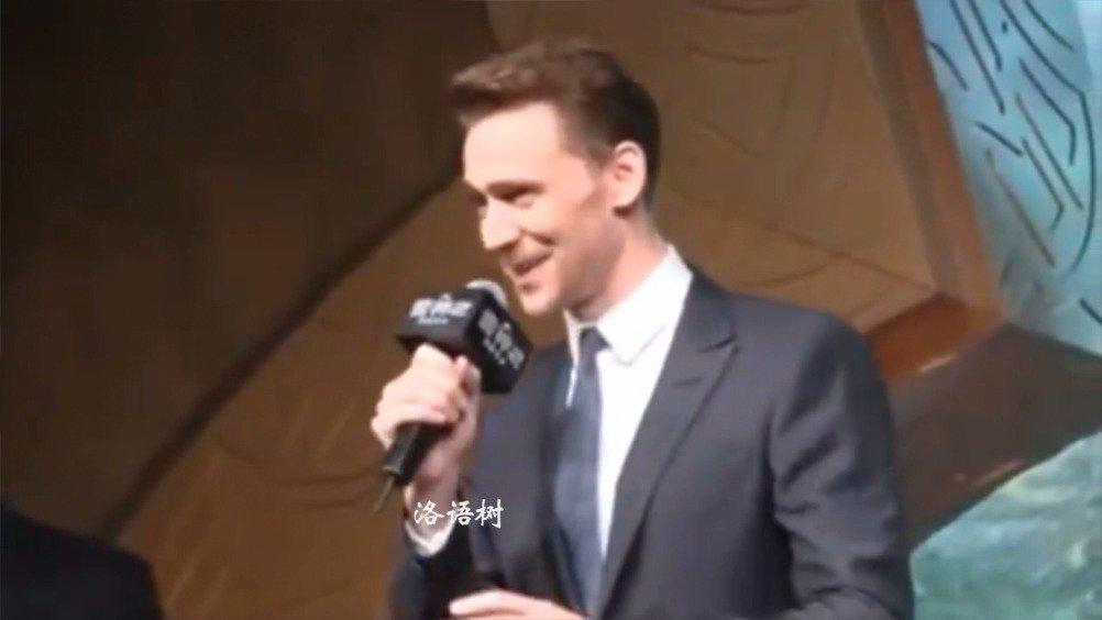 | 520听抖森用中文说我爱你吧!
