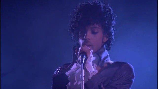 晚安,来自Prince《purple rain》 电影原版MV