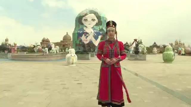 满洲里市文体旅游广电局副局长王静……