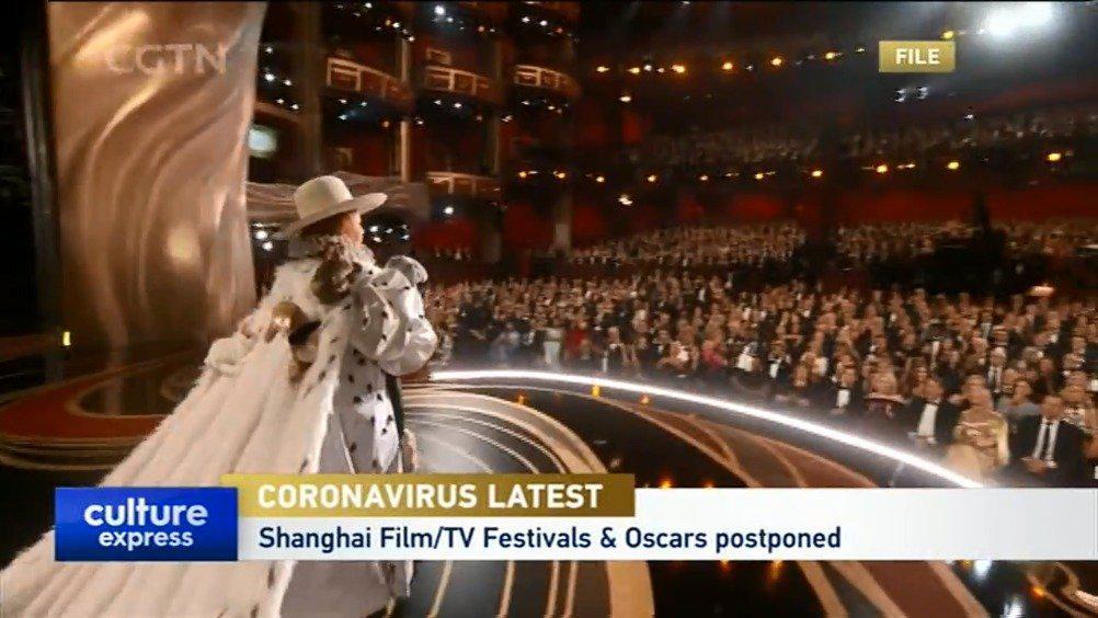 受疫情影响,@上海国际电影节 将延期举办……