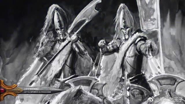 查瑞斯白狮战车:凤凰王的许多护卫都会乘坐白狮战车踏上战场